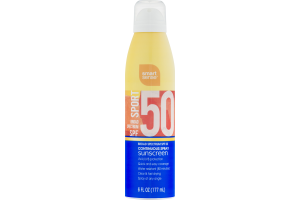 Smart Sense Sport 50 Continuous Spray Sunscreen Broad Spectrum SPF 50