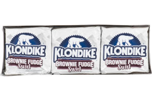 Klondike Brownie Fudge Swirl - 6 CT