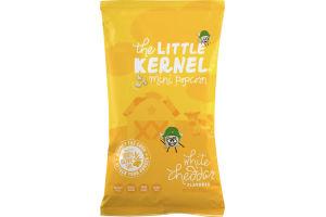 The Little Kernel Mini Popcorn White Cheddar