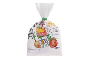 Суміш овочева швидкозаморожена Для омлету Повна Торба м/у 777г
