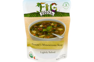 Fig Food Co. Soup Nonna's Minestrone