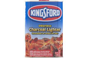 Kingsford Odorless Charcoal Lighter Fluid, 32 Ounces