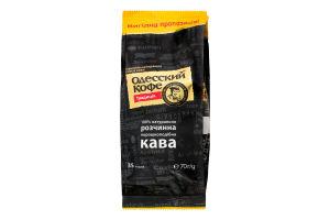Кава натуральна розчинна порошкоподібна Традиція Одесский кофе м/у 70г