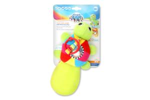 Игрушка Canpol babies Черепаха развив музыкал плюш