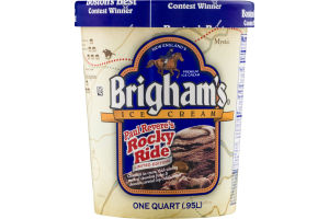 Brigham's Ice Cream Paul Revere's Rocky Ride