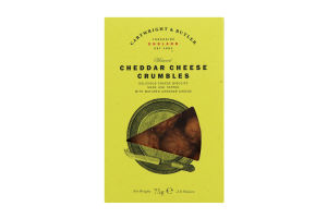 Печенье Cartwright&Butler с сыром чеддер