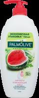 Гель-крем для душа Мягкий и освежающий арбуз Натурэль Palmolive 750мл