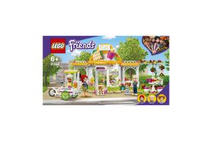 Конструктор для детей от 6лет №41444 Heartlake City Organic Cafe Friends Lego 1шт