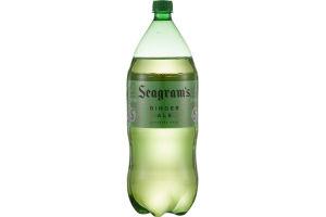 Seagram's Ginger Ale Caffeine Free