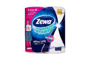 Полотенца бумажные 2-х слойные Original Wisch&Weg Zewa 2шт