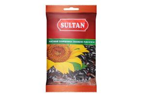 Насіння соняшника смажене підсолене Sultan м/у 80г