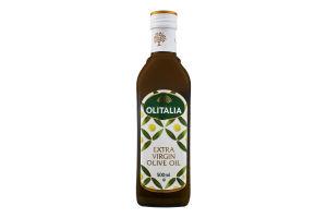 Олія оливкова Традиційна першого віджиму 500мл скло Оліталія
