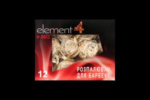 Розпалювач для барбекю Element4 12шт