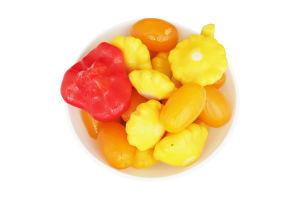 """Овочі солоні.Асорті овочеве""""Сонечко""""(кг)"""