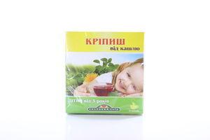 """Фіточай Стевіясан з зеленим чаєм """"КРІПИШ"""""""