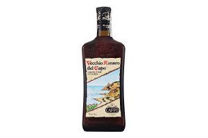 Ликер 0.7л 35% Caffo Vecchio Amaro del Capo бут