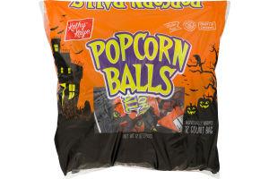Kathy Kaye Popcorn Balls - 12 CT