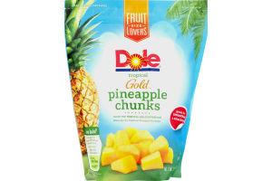 Dole Tropical Gold Pineapple Chunks