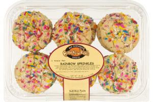 Grumpy John's Cookies Rainbow Sprinkles