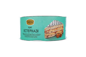 Торт Естерхазі Tarta к/у 500г