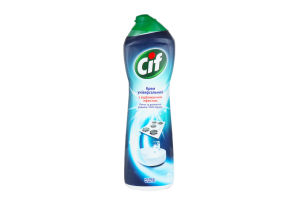 Крем чистящий Ultra White Cif 500мл