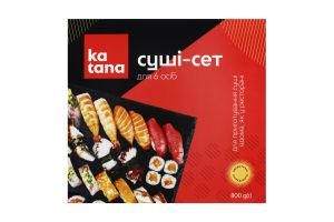 Набор для приготовления суши для 6 персон Katana к/у 1шт