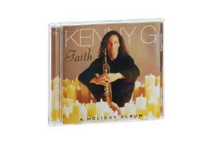 Kenny G Faith A Holiday Album CD