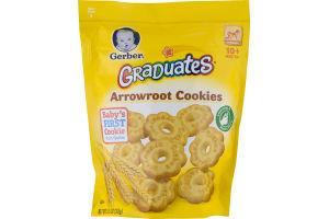 Gerber Graduates Arrowroot Cookies