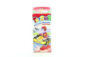 Молочный коктейль Тотоша клубника 2% т/п 200г