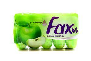 Мыло туалетное Apple Fax 5x70г