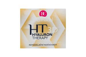 DC Hyaluron Therapy 3D крем нічний заповнювач зморшок 50мл