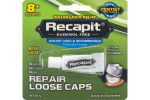 Recapit Repair Loose Caps