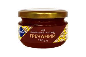 Мед Премія гречневый натуральный цветочный