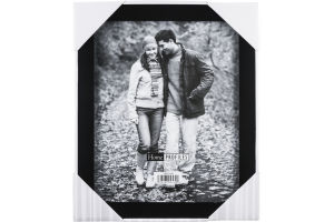 Home Profiles 8x10 Picture Frame Black