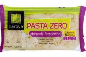 Nasoya Shirataki Fettuccine Pasta Zero Plus