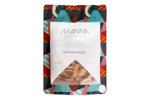 Чипсы кокосовые веганские Cacao Magic Manna д/п 50г