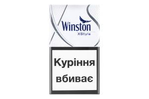 Купить сигареты винстон х стайл опт сигарет в москве купить