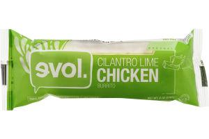 evol. Burrito Cilantro Lime Chicken