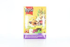 Корм для грызунов Фруктово-овощное меню Topsi 510г