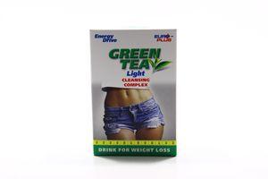 Евро Плюс напій розчинний Energy Drive Зелений чай, 4г