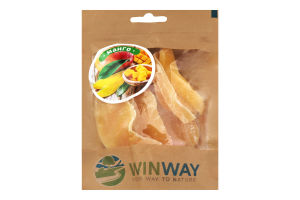 Манго сушеный Winway д/п 100г