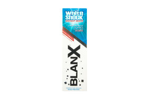 Зубна паста BlanX Вайт шок 75мл x12