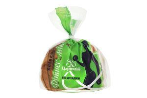 Хлібець без дріжджів нарізний Фітнес-мікс Цар хліб м/у 300г