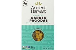 Ancient Harvest Gluten-Free Supergrain Pasta Organic Corn & Quinoa Blend Garden Pagodas