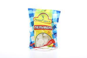 Пельмени свино-говяжьи с/м Экономька 400г