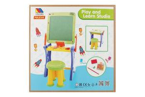 Набір іграшковий для дітей від 3років №35028 Грай та вчись Polesie 1шт