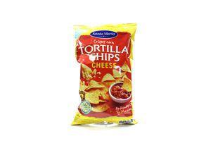 Чіпси Santa Maria Tortilla кукурудзяні з сиром 185г х15