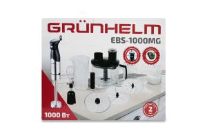 Набір мульти-блендерний 1000 Вт EBS-1000МG Grunhelm 1шт