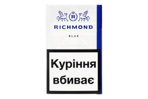Сигареты с фильтром Richmond Blue 20шт
