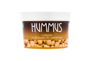 Хумус з нуту з медом та гірчицею по-діжонськи Yofi! ст 250г
